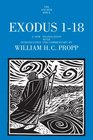 Exodus 1-18: A New Translation with Notes and Comments (Anchor Bible)
