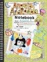 Angela Anaconda My Notebook