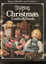 Better Homes and Gardens Treasury of Christmas Crafts and Foods