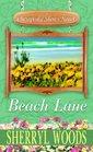 Beach Lane (Center Point Platinum Romance (Large Print))
