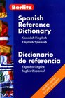 Spanish Reference Dictionary
