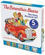 The Berenstain Bears Take-Along Storybook Set Dinosaur Dig Go Green When I Grow Up Under the Sea The Tooth Fairy