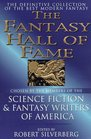 The Fantasy Hall of Fame The Definitive Collection of the Best Modern Fantasy