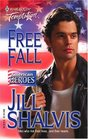 Free Fall (American Heroes) (Harlequin Temptation, No 1015)