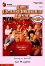 Stacey vs. the BSC (Baby-Sitters Club, 83)