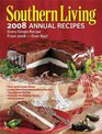 Southern Living 2008 Annual Recipes Every Single Recipe from 2008--Over 900