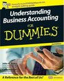 Understanding Business Accounting for Dummies Second UK Edition