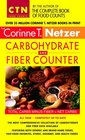 Corinne T. Netzer Carbohydrate and Fiber Counter (Corinne T. Netzer Carbohydrate & Fiber Counter)