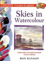 Learn Paint-Skies In Watercolour