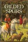 Gilded spurs