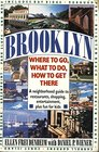 Brooklyn Where to Go What to Do How to Get There
