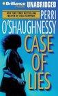 Case of Lies (Nina Reilly, Bk 11) (Audio Cassette) (Unabridged)