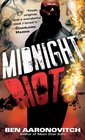 Midnight Riot (aka Rivers of London) (Peter Grant, Bk 1)