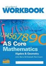 AS Core Mathematics WITH Teacher Notes Algebra and Geometry