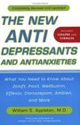 New Antidepressants and Antianxieties The