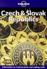 Lonely Planet Czech  Slovak Republics