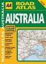 AA Road Atlas Australia