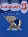 Language Arts 3 Teacher Test Key