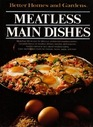 Meatless Main Dishes