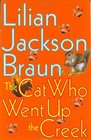 The Cat Who Went up the Creek (Cat Who...Bk 24)