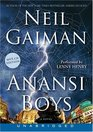 Anansi Boys (Audio MP3 CD) (Unabridged)