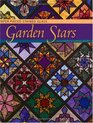 Garden Stars: Paper Pieced Stained Glass