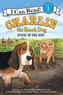 Charlie the Ranch Dog Stuck in the Mud