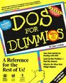 DOS for Dummies (--For dummies)