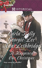 It Happened One Christmas Christmas Eve Proposal / The Viscount's Christmas Kiss / Wallflower WidowWife