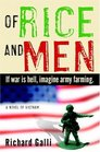 Of Rice and Men  A Novel of Vietnam