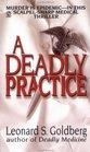 A Deadly Practice (Joanna Blalock, Bk 2)