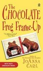 The Chocolate Frog Frame-Up (Chocoholic, Bk 3)