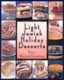 Light Jewish Holiday Desserts