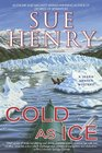 Cold As Ice A Jessie Arnold Mystery