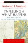 The Feeling of What Happens Body and Emotion in the Making of Consciousness