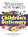 Webster's New World Children's Dictionary with CD-ROM