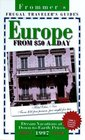 Frommer's 97 Frugal Traveller's Guides  Europe from 50 a Day