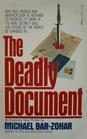 The Deadly Document