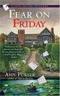 Fear on Friday (Lois Meade, Bk 5)