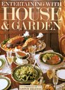 ENTERTAINING WITH HOUSE AND GARDEN 600 RECIPES FOR SUCCESSFUL MENUS AND PARTIES