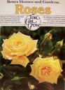 Roses you can grow (Better homes and gardens books)