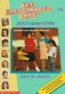 Jessi's Baby-Sitter (Baby-Sitters Club, 36)