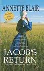Jacob's Return