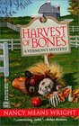 Harvest Of Bones (ruth Willmartin, Bk 2)