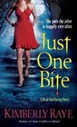 Just One Bite (Dead End Dating, Bk 4)