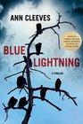 Blue Lightning (Shetland Island, Bk 4)