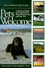 Pets Welcome California Guide to Hotels Inns and Resorts That Welcome You and Your Pet