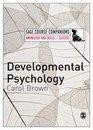 Developmental Psychology A Course Companion