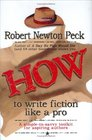 How to Write Fiction Like a Pro: A Simple-To-Savvy Toolkit for Aspiring Authors
