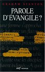 Parole d'Evangile